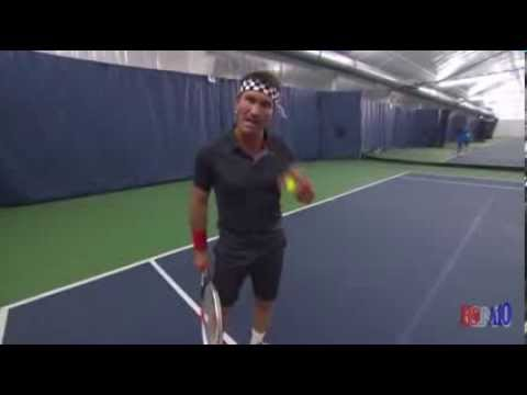 Mcenroe And Courier Explain How To Beat The Tennis Big Four