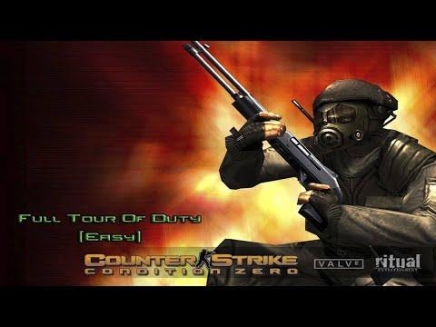 Counter Strike Condition Zero [PC] - Full Tour Of Duty (Easy)