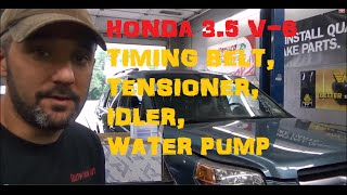 Honda Timing Belt 3.5 J35 - Pilot, Odyssey, Ridgeline