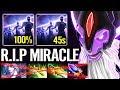 100% Cancer - [Dark Seer] illusion raidboss RIP Miracle- Dota 2 pro play