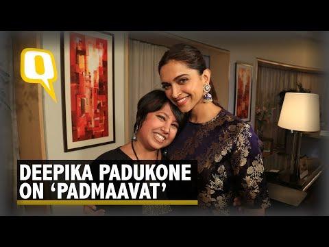 Deepika Padukone Tells Us Why All Actors Cry on a Bhansali Set