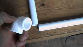 Секреты быстрой и ровной подгонки полипропиленовых труб(В этом видео я покажу один из секретов подгонки труб из полипропилена, в данном видео ровно подгоняем угол..., 2015-01-13T17:25:02.000Z)