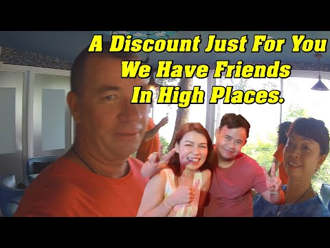 A Discount Just For You. Friends In High Places. Phuket Thailand