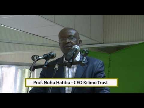 Professor Nuhu Hatibu