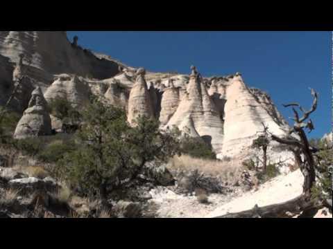 (Video) Kasha-Katuwe Tent Rocks Monument, New Mexico