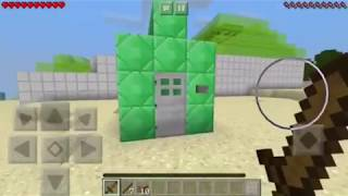 Frenchfries Findings- A HOUSE? New Minecraft Series-(1)