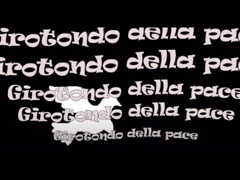 Girotondo Della Pace Canzone Per Bambini Youtube