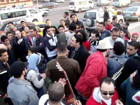 ساقية خالد سعيد بالأسكندرية-KHALED SA3ID CULTURE WHEEL ALEXANDRIA