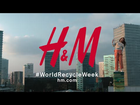 "Yanis Marshall, Arnaud and Mehdi Joins H&M for World Recycle Week Featuring M.I.A ""Rewear It"""