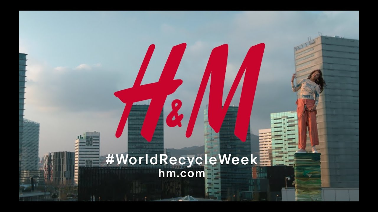 yanis marshall arnaud and mehdi joins h m for world recycle week featuring m i a rewear it. Black Bedroom Furniture Sets. Home Design Ideas