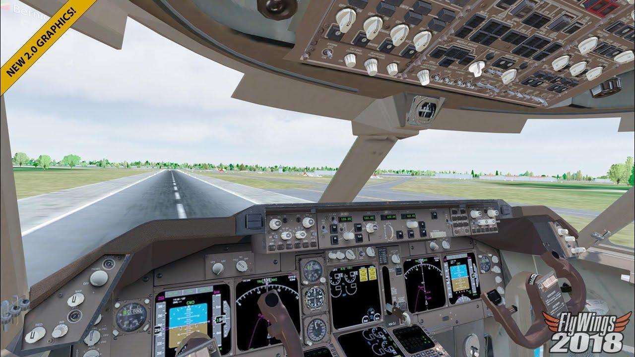 Flight Simulator is the masterpiece of flight simulation ...