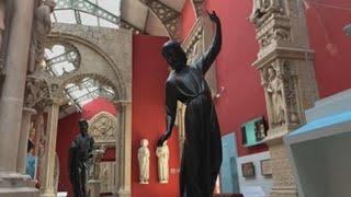 Reencontrar Notre Dame en un museo: las estatuas de Le-Duc vuelven a París