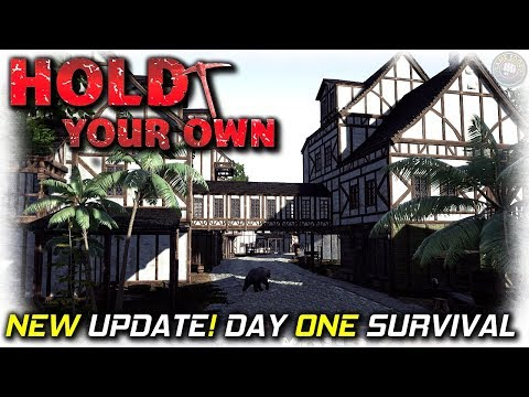 Day One Survival New Update | Hold Your...