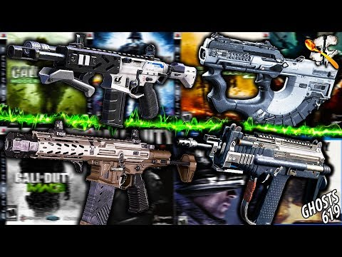 One Kill With EVERY DLC Gun In EVERY Call Of Duty