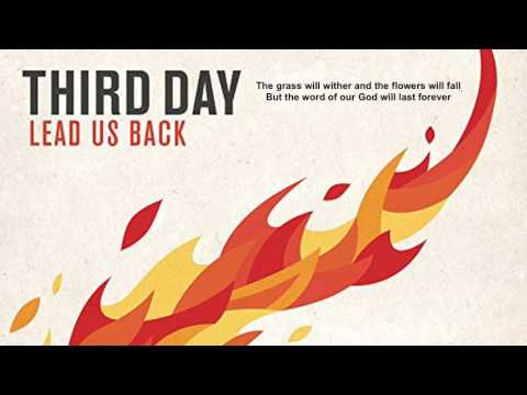 Third Day - Your Words (Lyric Video)