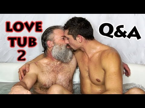 LOVE TUB #2 - Q & A (AGE GAP RELATIONSHIP)