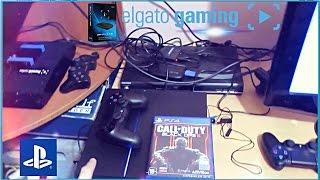PS4 Первое включение ✔ Как записать игры c PS4 PS3 ELGATO HD 60 Гайд(PS4 Первое включение ✓ Как записать игры c PS4 PS3 ELGATO HD 60 Гайд В этом видео Настройка PS4/ PS3 + ELGATO HD 60 ( Захват игры..., 2015-11-14T17:02:16.000Z)