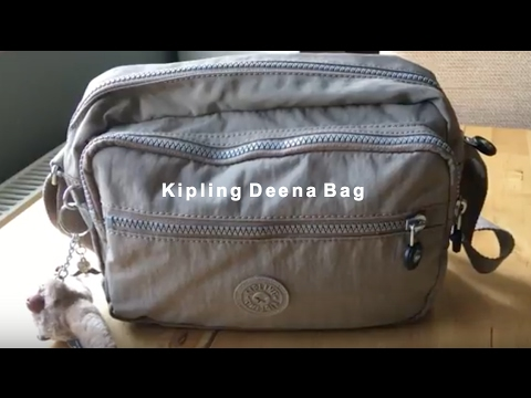 Kipling Deena Bag Review What S In My I Tuneincatherine