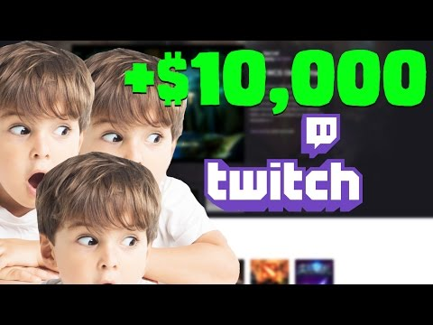 FAKE Twitch Donation Trolling - Hilarious Reactions (Twitch.TV Trolling)