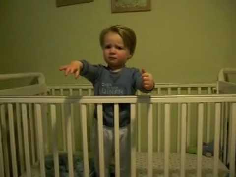 20 Month Old Toddler Talking