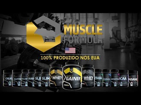 Ganhe dinheiro consumindo suplementos - Muscle Formula - 2018