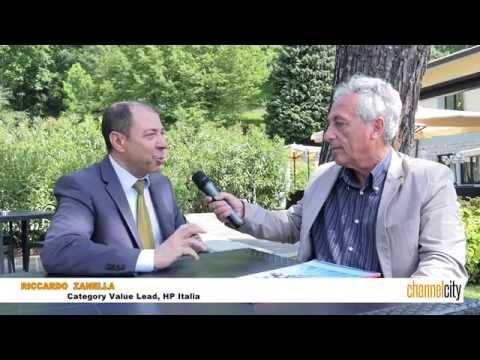 EVENTO BREVI-HP: Riccardo Zanella, Category Value Lead, HP Italia