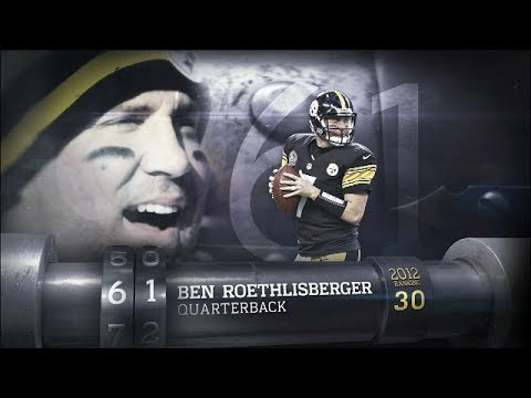 #61 Ben Roethlisberger (QB, Steelers) | Top 100 Players of 2013 | NFL