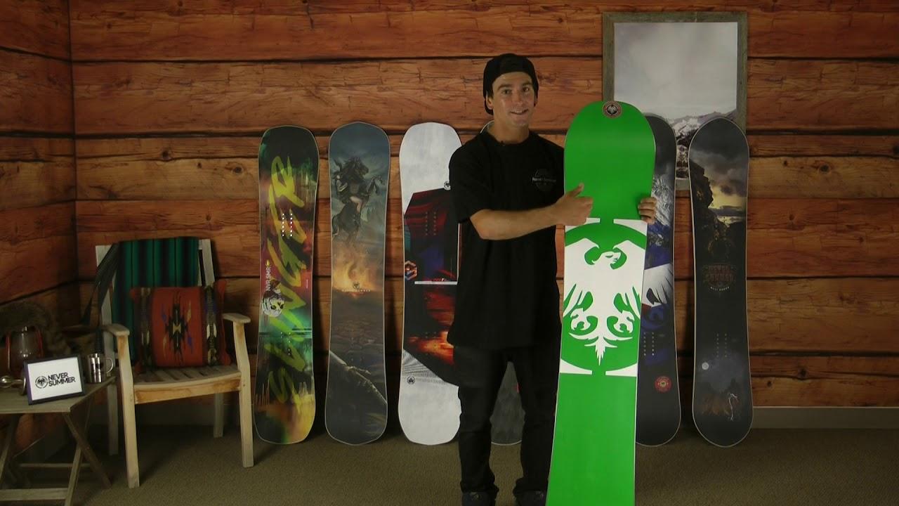 Never Summer Snowtrooper 2020.Never Summer Snowtrooper Snowboard Men S 2020 Review