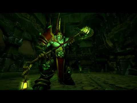 World of Warcraft - реплики Повелителя Скверны Закууна