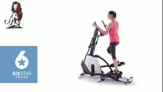 HORIZON ANDES 5 VIAFIT Эллиптический тренажер(Отличный эллиптический тренажер от производителя Horizon Fitness - одного из лидеров на рынке спортивных тренажер..., 2016-09-13T15:58:47.000Z)
