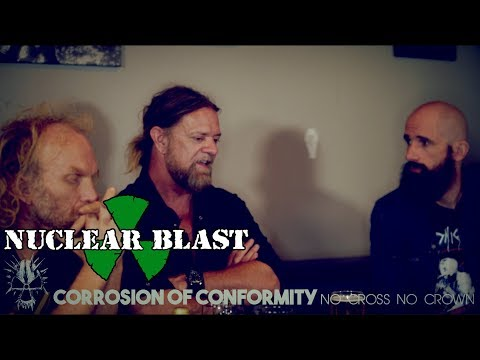 CORROSION OF CONFORMITY - What Is The Meaning Of 'No Cross No Crown'? (OFFICIAL TRAILER)