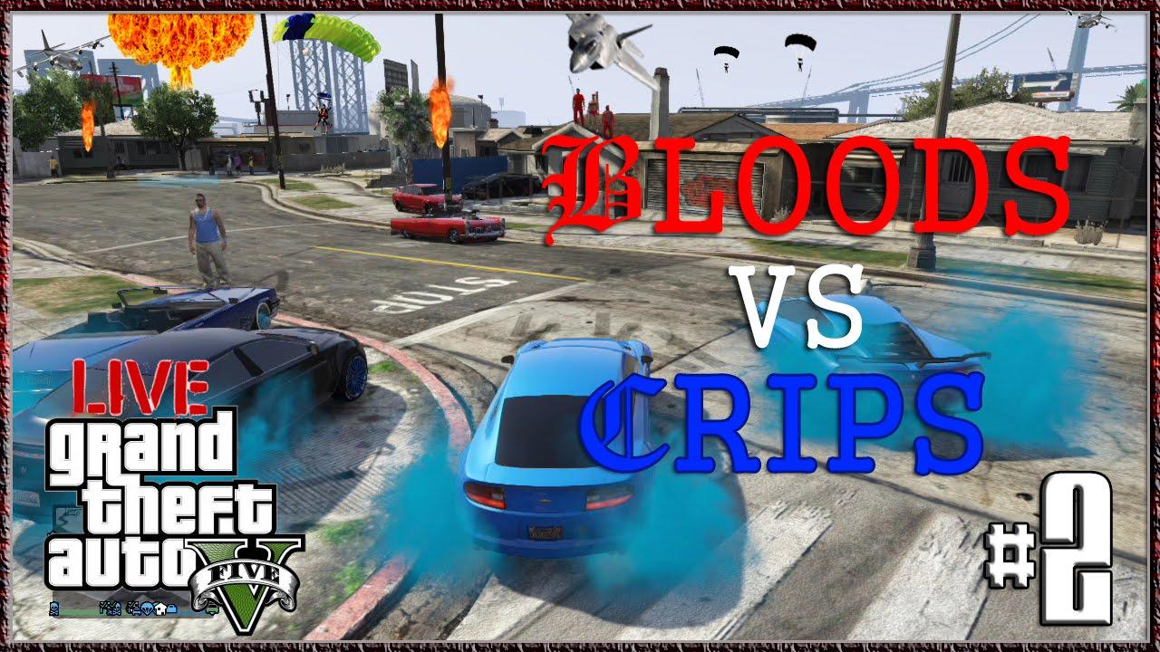 GTA V Online Gang War