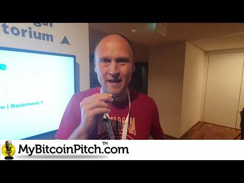 MyBitcoinPitch by Andreas Lang (T-Systems)