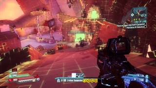 Borderlands The Pre-Sequel Claptastic Voyage Walkthrough Part 9 - Hope and Self-Esteem