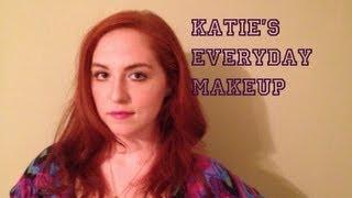 Katie's Everyday Makeup Thumbnail
