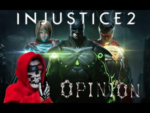 injustice 2 OPINION