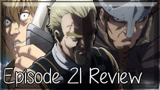 A Face You'll Never Forget - Vinland Saga Episode 21 Review