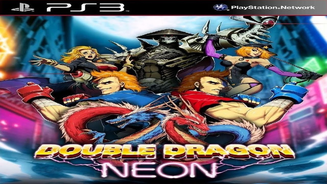 Double Dragon Neon Ps3 Trainer V1 0 18 Youtube
