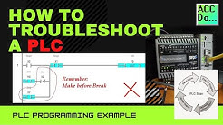 How to Troubleshoot a PLC
