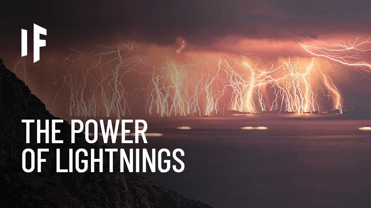 What If We Powered the Planet With Lightning?