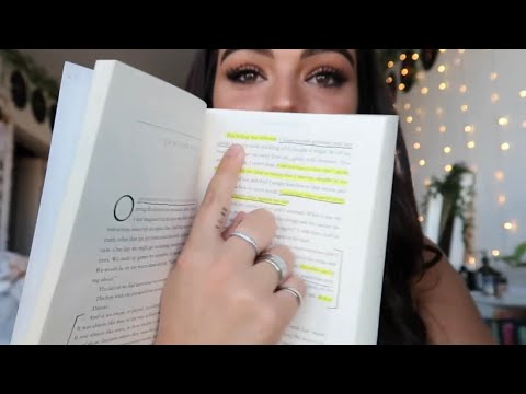 my book journal tour & how i annotate my books