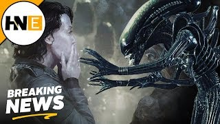 ALIEN 5 New Xenomorph Design REVEALED