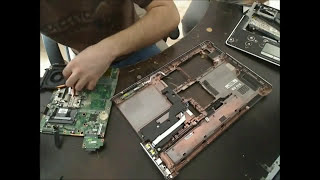 How to clean the fan HP Pavilion dv7 Cleaning CPU FAN