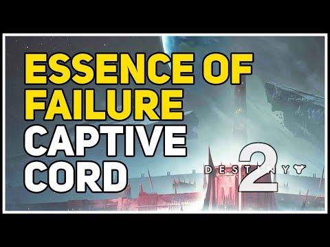Destiny 2 Shadowkeep: Where to find the Captive Cord