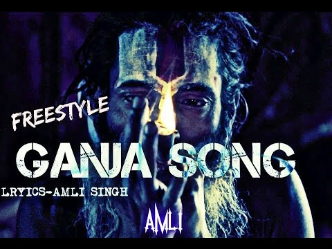 Ganja Dope Trip Freestyle  - AGHORI AMLI SINGH / 2016 / HINDI