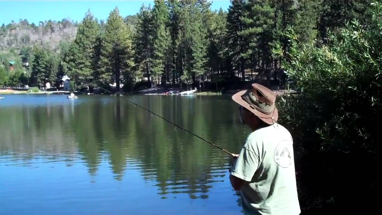 Green valley lake trout fishing for Green valley lake fishing