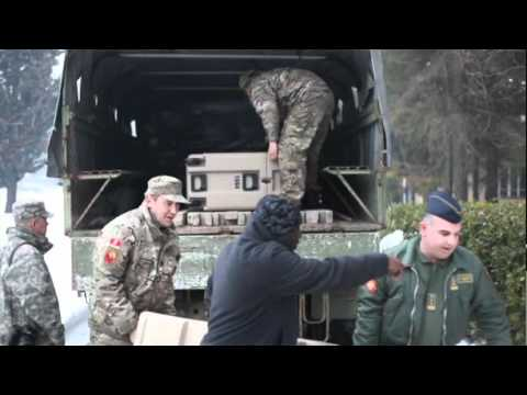 Humanitarian Aid Montenegrin Disaster Relief