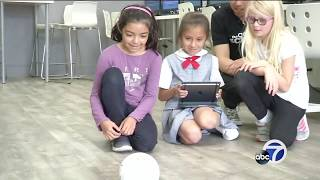 Toys help kids dive into augmented reality