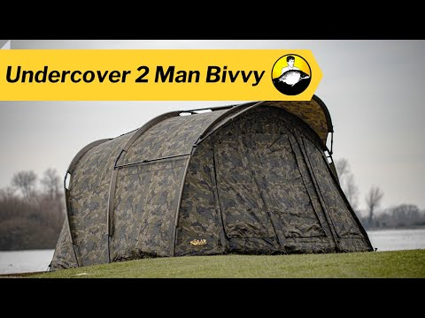 Solar Products | NEW Undercover 2 Man Bivvy