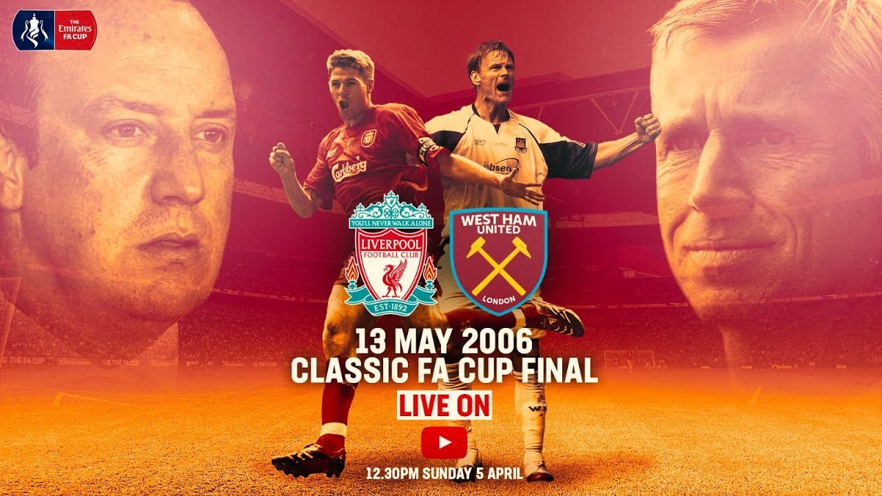 Liverpool 3-3 West Ham (3-1 on pens) | Full Match | Emirates FA Cup Classic | FA Cup 2005/06